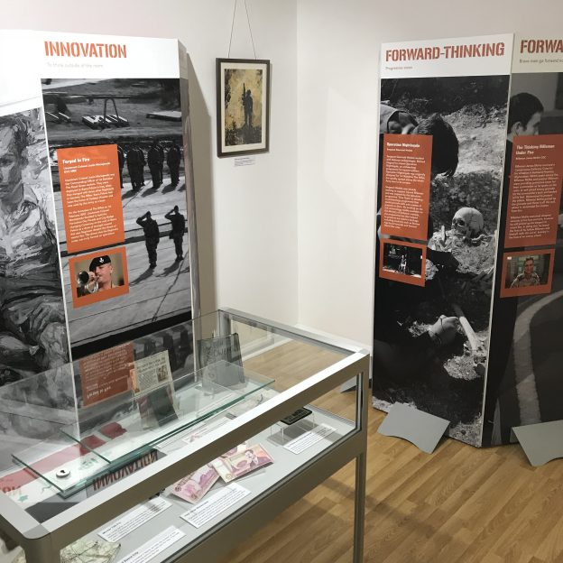 Image of museum display