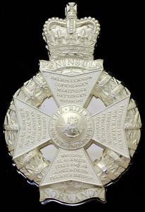 Image of an officer's crossbelt badge