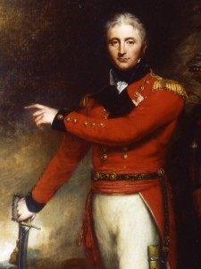 Painting of Lieutenant-General Sir John Moore KB