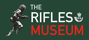 Rifles Museum Logo link to home page